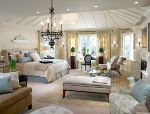 Unordinary Ceiling Design Ideas For Your Bedroom10