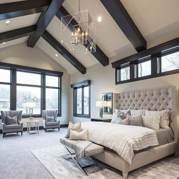 Unordinary Ceiling Design Ideas For Your Bedroom15