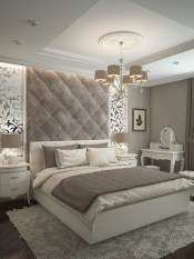 Unordinary Ceiling Design Ideas For Your Bedroom18
