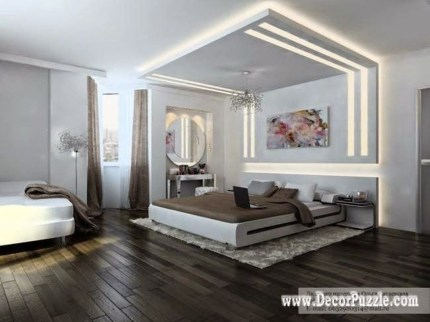 Unordinary Ceiling Design Ideas For Your Bedroom26
