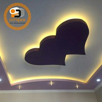 Unordinary Ceiling Design Ideas For Your Bedroom32