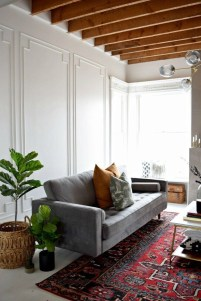 Unusual Ceiling Designs Ideas For Living Rooms28