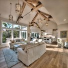 Unusual Ceiling Designs Ideas For Living Rooms44