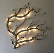 Attractive Lighting Wall Art Ideas For Your Home This Season26