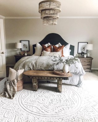 Awesome Bedroom Rug Ideas To Try Asap08