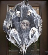 Awesome Scary Halloween Porch Ideas To Try Today29