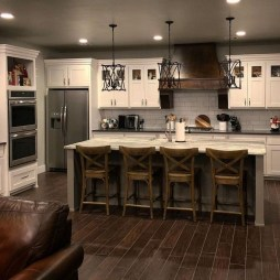 Beautiful Farmhouse Kitchen Décor And Remodel Ideas For You10