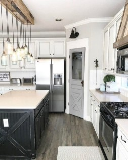 Beautiful Farmhouse Kitchen Décor And Remodel Ideas For You34