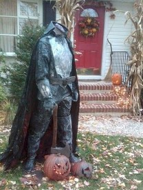Casual Halloween Decorations Ideas That Are So Scary35
