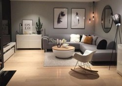 Comfy Living Room Decor Ideas To Make Anyone Feel Right At Home26