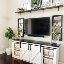 Cool Farmhouse Living Room Decor Ideas You Must Have22