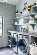 Cute Laundry Room Storage Shelves Ideas To Consider27