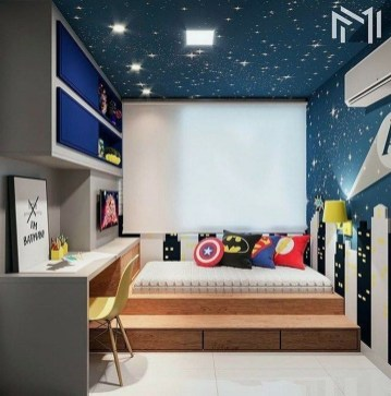 Elegant Boys Bedroom Ideas That You Must Try33