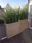 Pretty Privacy Fence Planter Boxes Ideas To Try10