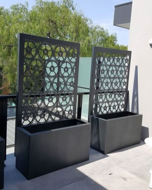 Pretty Privacy Fence Planter Boxes Ideas To Try25