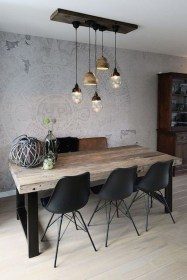 Wonderful Contemporary Dining Room Decorating Ideas To Try25