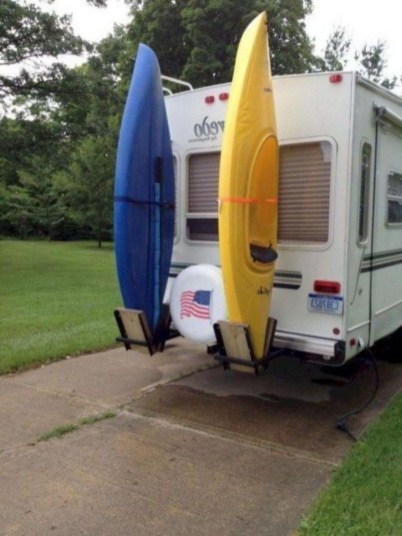 Wonderful Rv Modifications Ideas For Your Street Style06