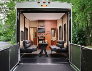 Wonderful Rv Modifications Ideas For Your Street Style17