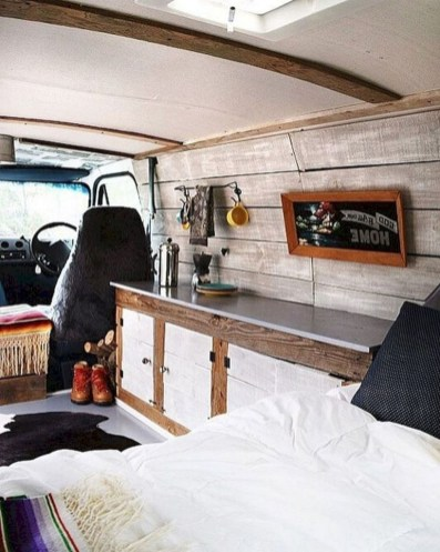 Wonderful Rv Modifications Ideas For Your Street Style28