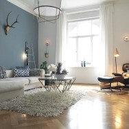 Attractive Living Room Wall Decor Ideas To Copy Asap23