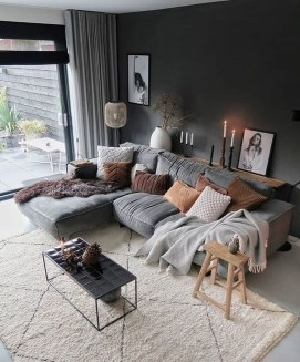 Attractive Living Room Wall Decor Ideas To Copy Asap46