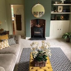 Awesome Living Room Mirrors Design Ideas That Will Admire You10