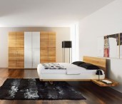 Casual Contemporary Floating Bed Design Ideas For You17