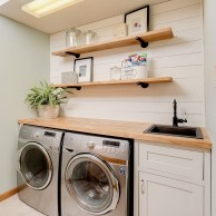 Charming Small Laundry Room Design Ideas For You23