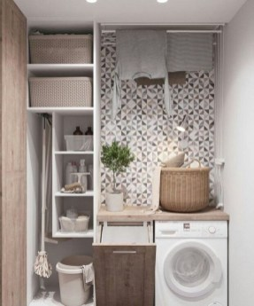 Charming Small Laundry Room Design Ideas For You39
