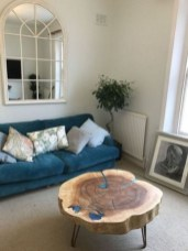 Classy Resin Wood Table Ideas For Your Furniture32
