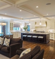 Extraordinary Big Open Kitchen Ideas For Your Home32
