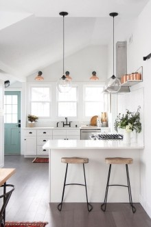 Extraordinary Big Open Kitchen Ideas For Your Home40