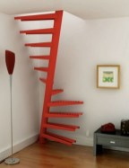 Incredible Stairs Design Ideas For The Attic To Try12