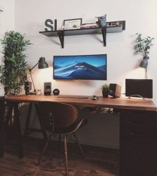 Perfect Home Office Designs Ideas You Must Know18