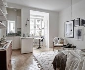 Rustic Tiny Studio Apartment Design Ideas For You43