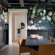 Unordinary Dining Room Design Ideas With Bohemian Style45