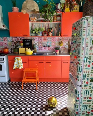 Unusual Bohemian Kitchen Decorations Ideas To Try06