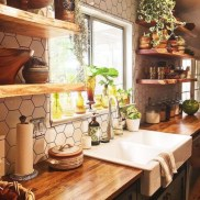 Unusual Bohemian Kitchen Decorations Ideas To Try15