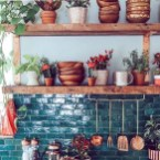 Unusual Bohemian Kitchen Decorations Ideas To Try36