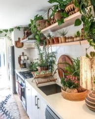 Unusual Bohemian Kitchen Decorations Ideas To Try39