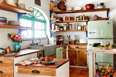 Unusual Bohemian Kitchen Decorations Ideas To Try43