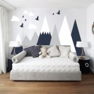 Vintage Bedroom Wall Decals Design Ideas To Try26