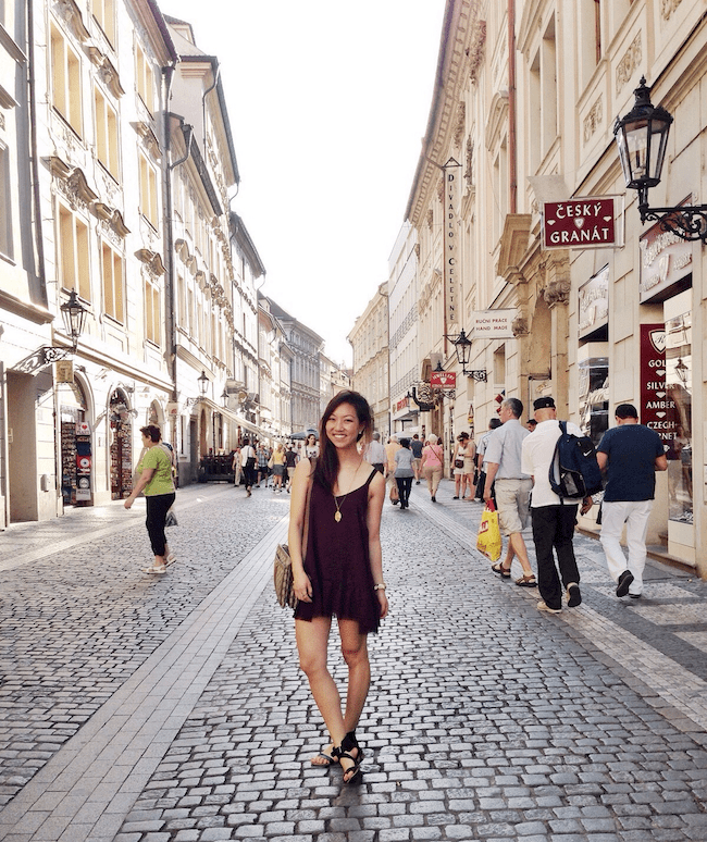 BEAUTIFUL PRAGUE – TREND ENVY