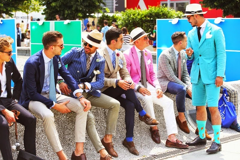 DAPPER MEN – TREND ENVY