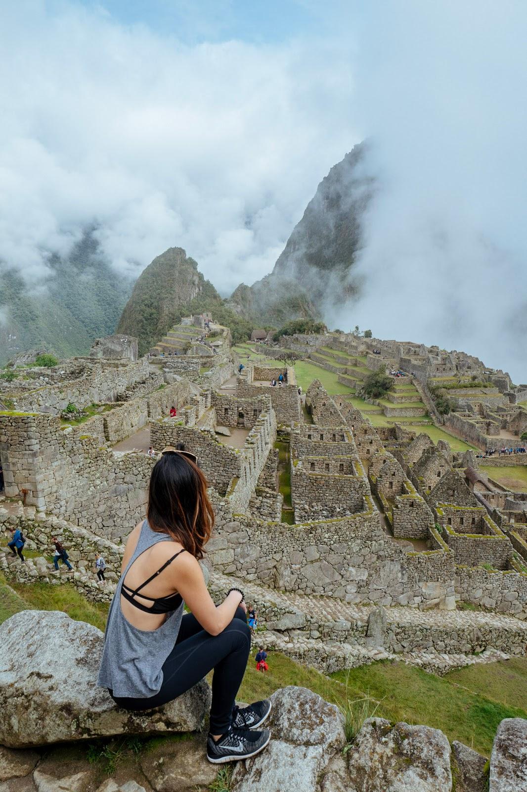 Machu Picchu Trend Envy