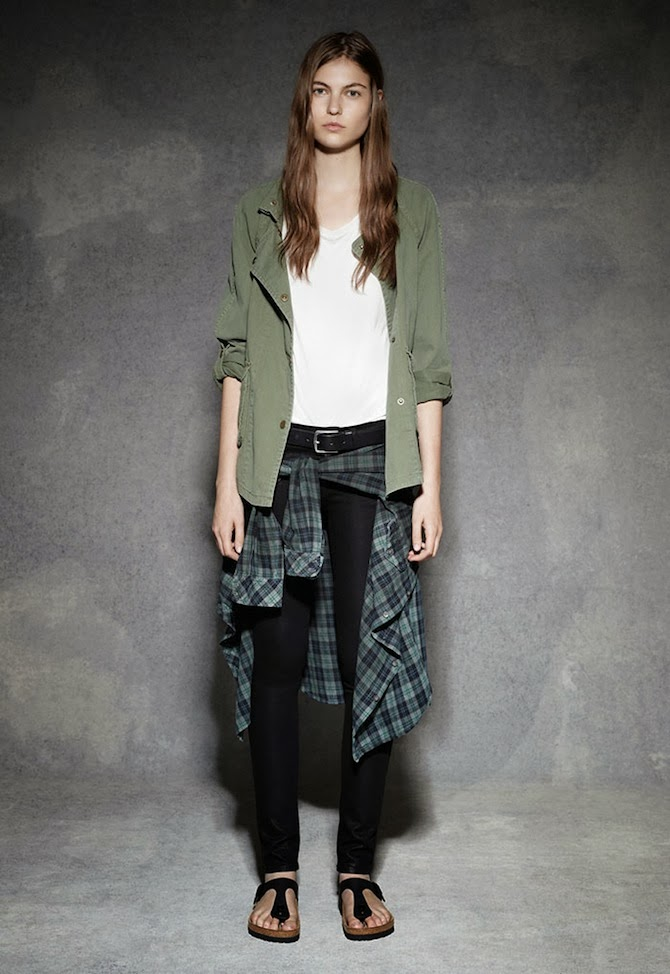 ELIZABETH & JAMES FALL '13 LOOKBOOK – TREND ENVY