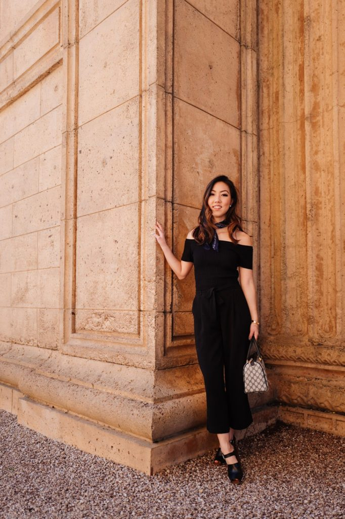 OFF THE SHOULDER & CULOTTES – TREND ENVY