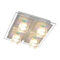 LED Deckenleuchte Deckenlampe Farbwechsler K