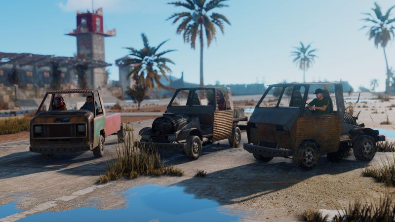 VEHICULOS RUST