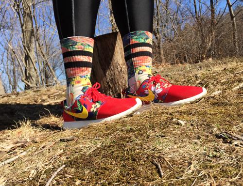 Stance Sonic Garden Socks | Trending In
